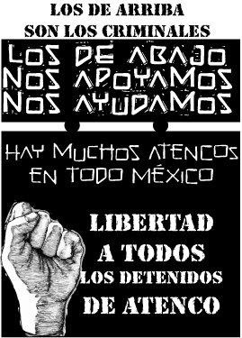 DETENCIONES/ DESAPARICIONES Y ASESINATO CONTRA INTEGRANTES DEL FRENTE DE PUEBLOS UNIDOS EN DEFENSA DE LA TIERRA DE SAN SALVADOR ATENCO